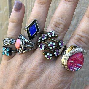 Jewelry - Rings size 6-8